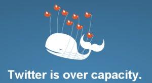 如今Twitter运行在Java+Scala之上,Fail Whales(失败鲸)也不复存在。