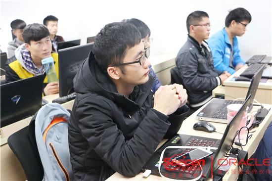 思诚科技SC1703实训营学员